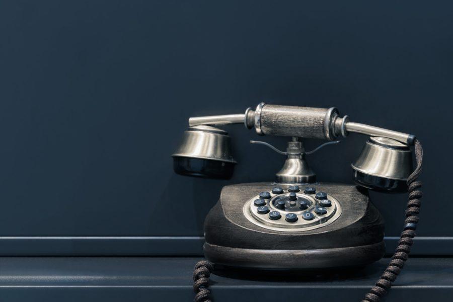 telefonkészülék